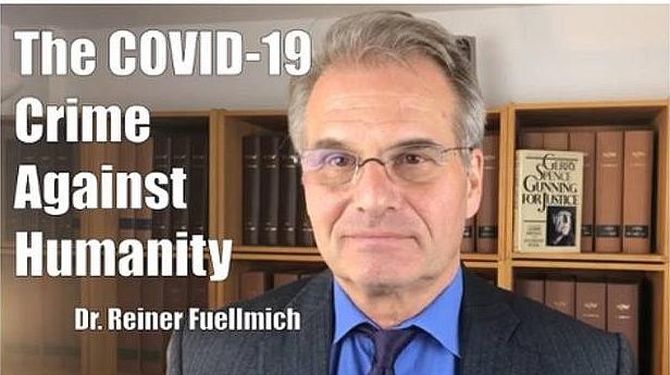 Dr. Reiner Fuellmich despre coronavirus, fraudă și corupție – video –  CADRAN POLITIC